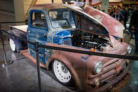 1950 Dodge D100 Gets A HEMI Rebirth Thanks To Mopar's New Crate ... Dodge Power Wagon Hemi Restomod By Icon Is A Cool Pickup Truck 2013 Ram 1500 Top 3 Unexpected Surprises 2500 44 Hemi Alpha Auto Solutions 2005 Daytona Magnum Slt Stock 640831 For Sale Near 2018 For Rt Bed Side Vinyl Decal Sticker Road Test 2003 Vs Chevrolet Silverado Ss Anyone Using Ram 64l Trucks Accsories Mods 8220code Name Adventurer8221 Has 23830 Price Tag Sale Best Image Kusaboshicom 2014 3500 Heavy Duty First Drive Trend With The 57 Liter V8 Truck Photo Now Shipping 201411 57l Systems Procharger