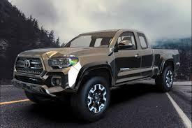 100 Toyota Pickup Truck Models 2016 Toyota Tacoma 3D Model TurboSquid 1240467