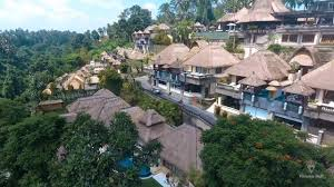 100 Viceroy Bali Resort Aerial Facebook