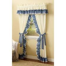 Boscovs Blackout Curtains by Madelyn Ruffle Priscilla Collection Boscov U0027s