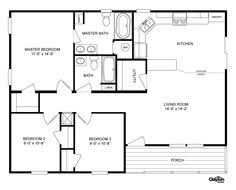 Clayton E Home Floor Plans by Clayton Homes Home Floor Plan Manufactured Homes Modular