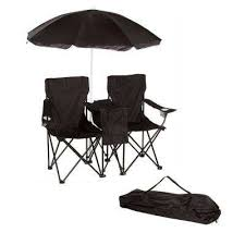 Coleman Camping Oversized Quad Chair With Cooler by Camping Chairs Camping Furniture The Home Depot