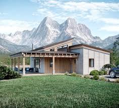 Modern Houseplans New Modern House Plans 2 000 Sq Ft Builder Magazine