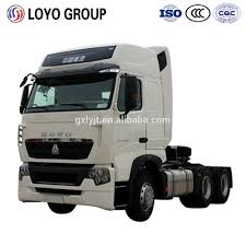 100 Truck Tractor For Sale Sinotruk T7h 440hp 10wheel Tractor Head