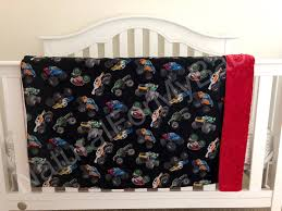 100 Truck Toddler Bedding Monster S Blanket Cars Blanket S Cotton