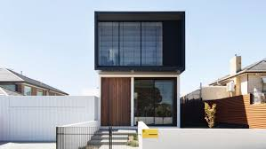 100 Townhouse Facades MODO Architects Create A Melbourne Townhouse That Busts Free Of Its