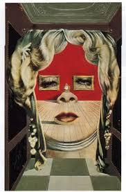 Salvador Dali Mae West Lips Sofa 1938 by Salvador Dalí Mae West Lips Sofa 1937 The Centerpiece Of An