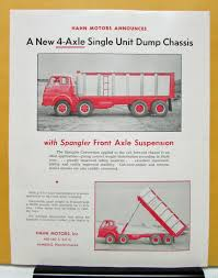 1950 Hahn Truck 4 Axle Single Dump Chassis Brochure & Suspension ... Freight Facts Figures 2017 Chapter 6 Safety Energy And Food Truck Pic15 Single Unit The Lunch Box Best Driven Man Tgx Trucks Crashes Involving Singleunit That Resulted In Injuries Pavement Structure 18440 Single Sleeper Tractor Units For Sale Truck Purchase Of 1 Unit 10wheeler Dump First Bidding Police Pickup Drawer Series Ops Public Jwh Hydraulics Ltd Waste Management Equipment Rolloffs 201060 Plate Daf Cf85410 4x2 Very Low 2012 Freightliner Scadia Single Axle Daycab For Sale 10156