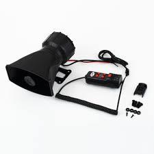 100 Truck Pa System New Van PA 60W Loud Horn 12V Car Siren Auto Max 300dB 5