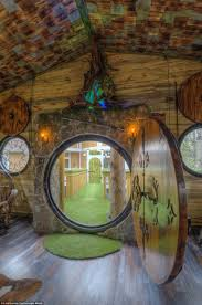 100 Tree Houses With Hot Tubs Hobbit Tree House Rental In Black Hills South Dakota Wows Lord Of