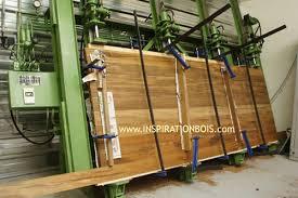 plan de travail cuisine bois brut plan de travail en teck chêne wengé noyer et acajou massif
