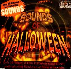 Kidz Bop Halloween Challenges by Sounds Of Halloween Over 30 Mins Of Frightening Eerie Sounds Cd