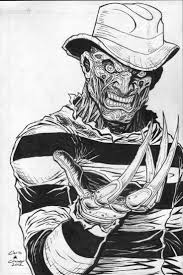 Scary Halloween Coloring Pictures To Print by 110 Best Horror Coloring Pages Images On Pinterest