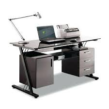 Tempered Glass Computer Desk by Glass Computer Desk Glass Computer Desk Online Only L Shaped