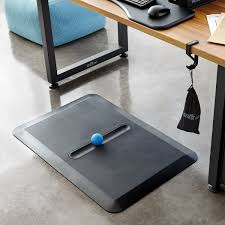Standing Desk Floor Mat Amazon by Amazon Com Varidesk Standing Desk Anti Fatigue Comfort Floor
