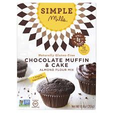 Cake Mix And Pumpkin Puree Muffins by Amazon Com Simple Mills Naturally Gluten Free Almond Flour Mix