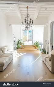 100 Loft Apartment Interior Design Internal View Light Modern Stock Photo Edit