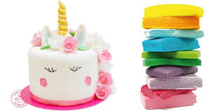 pâte à sucre et cake design scrapcooking