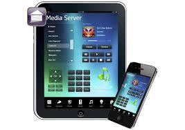 iPad and iPhone Control Systems – WOM C E I