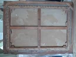cadre ancien pas cher restauration musée de l ecole de nancy