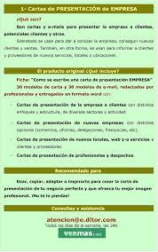 Modelos PDF Cartas Comerciales MUESTRAS GRATIS PDF