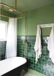 Thinset For Glass Mosaic Tile by Bathroom Tile Seafoam Green Subway Tile Vintage Pink Tile For