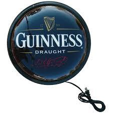 Guinness Wall Mounted Pub Light