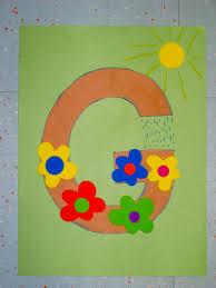 Activities For The Letter G Preschool