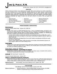 Resume Format For Nurses Plain Design Curriculum Vitae Nice Nursing Resumes Skill Sample Photo