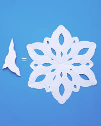 Involve Your Family And Friends For A Good Time This Holiday Paper Snowflakes Are Simple With These Instructions