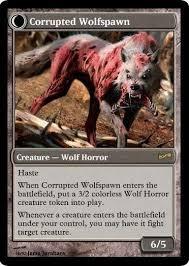 Mtg Werewolf Deck Ideas by Eldritch Moon Customs Mtg Amino