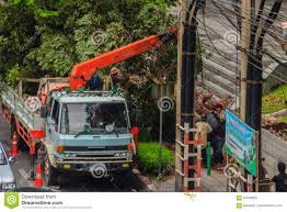 Bangkok, Thailand - April 1, 2017: Truck Loader Crane Is Lifting ... China Articulated Dump Truck Loader Dozer Grader Tyre 60065r25 650 Wsm951 Bucket For Sale Blue Lorry With Hook Close Up People Are Passing By The Rvold Remote Control Jcb Toy Yellow Buy Tlb2548kbd6307scag Power Equipmenttruck 48hp Kubota App Insights Sand Excavator Heavy Duty Digger Machine Car Transporter Transport Vehicle Cars Model Toys New Tadano Z300 Hydraulic Cranes Japanese Brochure Prospekt Cat 988 Block Handler Arrangement Forklift Two Stage Power Driven Truckloader Alfacon Solutions Xugong Sq2sk1q 21ton Telescopic Crane Youtube 3