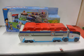 2 PAW PATROL KIDS TRUCKS