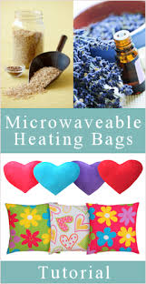 Bed Buddy Heating Pad by How To Make A Microwave Heating Bag Tipnut Com