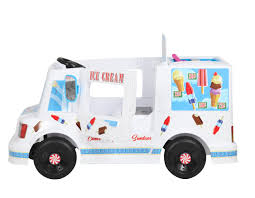 Rollplay 6 Volt EZSteer Ice Cream Truck Ride On Toy, Battery-Powered ... Power Wheels Lil Ford F150 6volt Battypowered Rideon Huge Power Wheels Collections Unloading His Ride On Paw Patrol Fire Truck Kids Toy Car Ideal Gift Power Wheel 4x4 Truck Girls Battery 2 Electric Powered Turned His Jeep Into A Ups For Halloween Vehicle Trailer For 12v Wheel Vehicles Trailers4kids Rollplay 6 Volt Ezsteer Ice Cream Truckload Fob Waco Tx 26 Pallets Walmart Big Ride On Battery Powered Toyota 6v Top Quality Rc Operated Cars Jeeps Of 2017