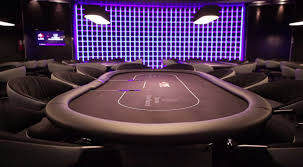 PokerStars Offline Vision Pictures From Inside LIVE In Madrid The Refurbished 200 Seat Poker Room Casino