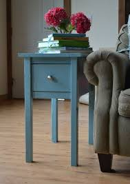 How To Build Wooden End Table by Best 25 Diy End Tables Ideas On Pinterest Pallet End Tables