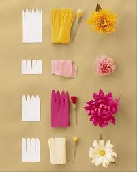 How To Make Paper Flowers Step By