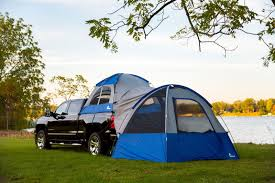 NAPIER OUTDOORS SPORTZ Link Truck Tent - 51000, 8x8, Blue & Grey ...