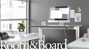 lifting the float standing desk by humanscale youtube