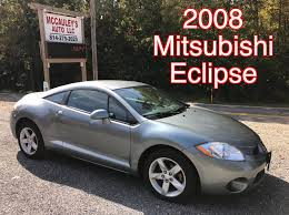 2008 Mitsubishi Eclipse - MCCAULEY'S AUTO - USED CARS, TRUCKS, & SUV'S Mcmanus Auto Sales Llc Knoxville Tn New Used Cars Trucks Ordrive Whosale And Home Facebook All Buena Nj Dealer Kids Truck Video Car Carrier Youtube First Choice Rv And Mills Wy Five Star Nissan Hyundai Preowned Deals Purchases Junk Suvs Vans More 2014 Hyundai Sonata Gls Raleigh Nc Vehicle Details Reliable Extreme Llc West Monroe La Jeffs Asheville Leicester Wnc Contact Rj Dealership Clayton 27520