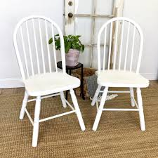 White Set Of Dining Chairs - Shabby Chic Furniture Roseberry Shabby Chic French Country Cottage Antique Oak Wood And Distressed White 7piece Ding Set Four Stripy White Blue Shabbychic Ding Chairs Hand Painted Finished In Woking Surrey Gumtree Table Chairs Best Of Ripley Chair Pine Round Room Height Lights Ballad Decoration Tables Balloon Back Antique White French Chic Ornate Ding Table Set With Decor Cozy Slipcovers For Inspiring Interior My Home Room Ideas Chic Diy Shabby Chrustic Chair Basil Chaise