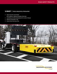 U-MAD | ROAD SAFETY PRODUCTS TRUCK MOUNTED ATTENUATOR Truck Mounted Attenuator Tmaus 100k Sliding Youtube Sign Specifications Nz Transport Agency Attenuators Australian Traffic Control Freeway Trucks Waco Truck Mounted Tenuator Rental Regional Services Product Umad Tma Blade Mash Verdegro Road Brothers Llc Austiruckmouedtuatorrental Traffix Devices Scorpion Model A For