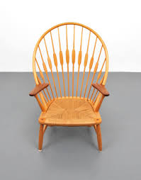 Jfk Rocking Chair Auction by Hans Wegner Ample Seating For All
