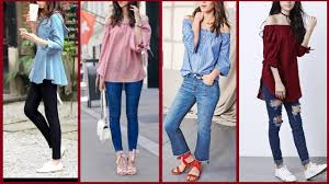 top new stylish tops shirts for girls fashion clothes 2017