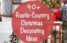 Bathroom Decoration Medium Size Fabulous Rustic Country Christmas Decorating Ideas Table Primitive Kindesign Attracktive Elegant Galvanized