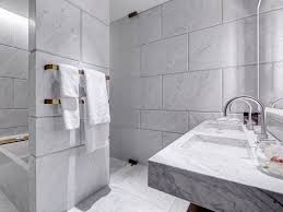Carrara Marble Tile Floor by White Carrara Marble Polished Tiles 12x24x3 8