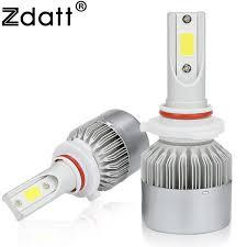aliexpress buy zdatt car led headlight 9005 hb3 led bulb 80w