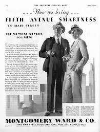 Mens Fashion May 4 1930