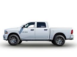100 Ram Trucks 2013 Zone Offroad 15 In Body Lift 0918 RAM 1500